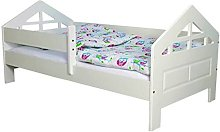 Bella Convertible Toddler Bed Poppy's