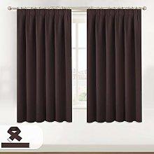 BellaHills 100% Blackout Curtain for Boys Room -