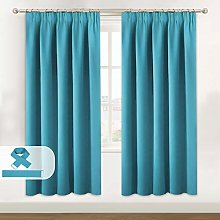 BellaHills Blackout Curtains Bedroom Thermal