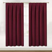 BellaHills Blackout Curtains Room Darkening