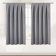 BellaHills Blackout Curtains Thermal Insulated