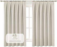 BellaHills Curtain Panels - Kids Curtains Drapes