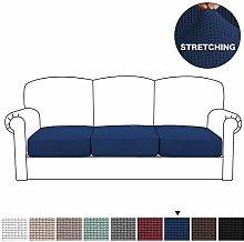 BellaHills High Stretch Cushion Cover Sofa Cushion
