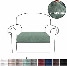 BellaHills Stretch Chair Slipcover Spandex Elastic