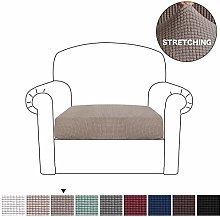 BellaHills Stretch Chair Slipcover Spandex Elastic