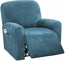 BellaHills Velvet Sofa Slipcovers Spandex Plush