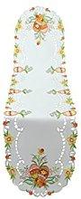 Bellanda 331640x160Oval Tablecloth, 170x