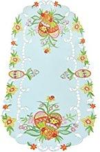 Bellanda 331640x85Oval Tablecloth