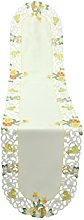 Bellanda/40x170 Oval Tablecloth, 170 x 40 x