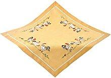 Bellanda 5703785x 85cm Square Tablecloth,