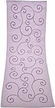 Bellanda Table Runner, Polyester, Violett, 110 x