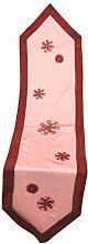 Bellanda Table Runner, red, 40x170 cm