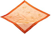 Bellanda Tablecloth, Orange, 85 x 85 x 0.5 cm