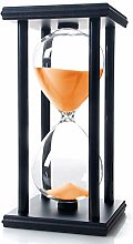 Bellaware Hourglass Sand Timer, 60 Minutes Wood