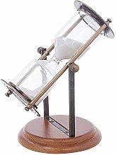 Bellaware Hourglass Timer, 15 Minutes Mental Sand