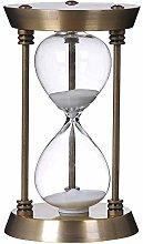 Bellaware Hourglass Timer, 30 Minutes Mental Sand