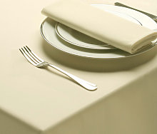 Belledorm Amalfi Cream Table Linen