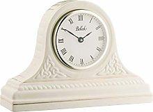 Belleek Celtic Mantle Clock