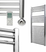 Bellerby Straight Thermostatic Electric Heated