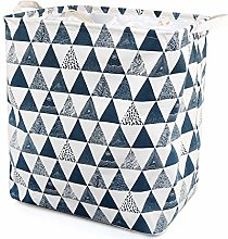 BelleStyle Storage Basket Collapsible Geometric
