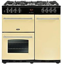 Belling 90Dft Farmhouse 90Cm Dual Fuel Range