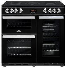Belling 90E Cookcentre 90Cm Electric Range Cooker