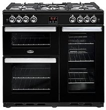 Belling 90G Cookcentre 90Cm Gas Range Cooker  -