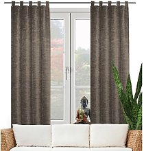 Beloit Tab Top Room Darkening Curtain
