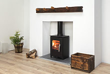 Beltane Brue Multi Fuel 4kW Stove DEFRA Approved
