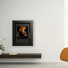 Beltane Holford Multi Fuel Inset Stove with 4