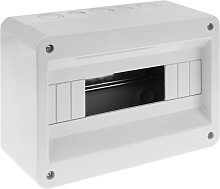 BeMatik - Electrical automation surface box for 12