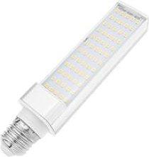 BeMatik - LED Bulb PLC E27 85-265VAC 10W. Warm