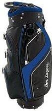 Ben Sayers Ben Sayersdlx Cart Bag Black/Blue