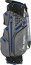 Ben Sayers Waterproof Cart Bag - Grey & Blue
