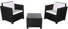 Beneffito - MATIRA - Rattan Sofa Set - 2 Seats -