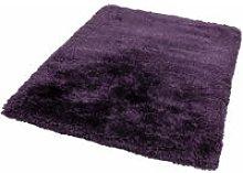 Beneffito - PLUSH - Indoor Rug Long Pile Purple -