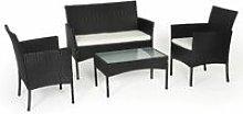 Beneffito - TULUM - Set of Garden Furniture in