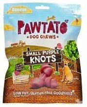 Benevo Pawtato Knots - Small Purple - 150g - 419631