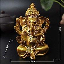 BENGKUI Sculpture,Ganesha Statue House Garden