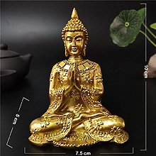 BENGKUI Sculpture,Golden Thailand Statue Home