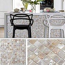 BeNice Mosaic Wall Tiles Bathroom, Kitchen Wall