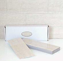 BeNice Stick on Bathroom Tiles Waterproof, Subway