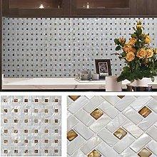 BeNice Waterproof Wall Tiles,Mosaic Wall Floor