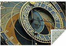 Bennigiry Astronomical Clock Prague Area Rugs Rug