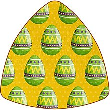 Bennigiry Easter Egg With Figures Decoration Drink