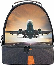 BENNIGIRY Passenger Jet Plane Flying Insulated