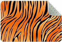 Bennigiry Tiger Skin Abstract Stripes Textures