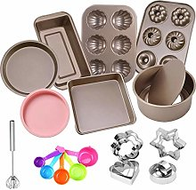 Benooa Nonstick Oven Bakeware Baking Set 21 Pack