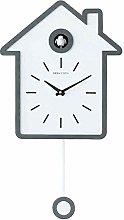 BENREN Cuckoo Clock, Modern Simple Nordic Style