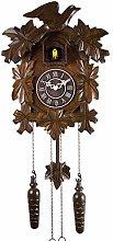 BENREN Handcrafted Cuckoo Clock, Chalet-Style